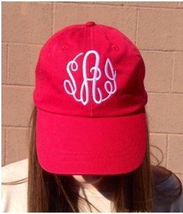 Monogram SAI Hat