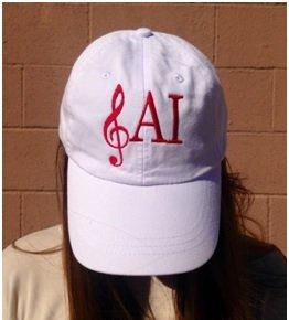Treble Clef Hat